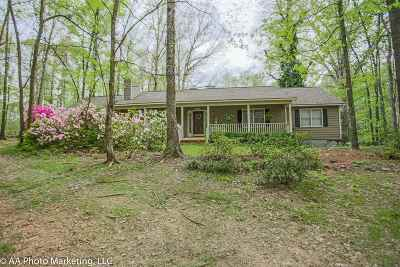 Single Family Home For Sale: 6968 Thomaston Road