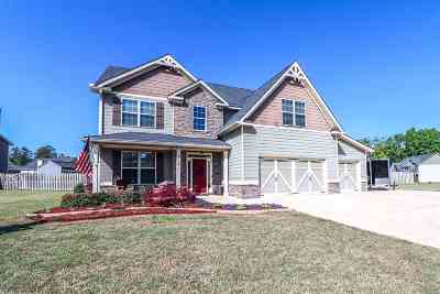 Bonaire GA Single Family Home For Sale: $323,540