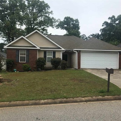 Single Family Home For Sale: 104 McVey Trail