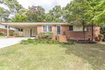 Warner Robins Single Family Home For Sale: 116 Forest Hill Drive
