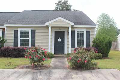 Perry Single Family Home Verbal Agreement: 109 Kingston Village Drive