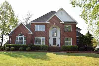 Single Family Home For Sale: 307 Magnolia Hill Road