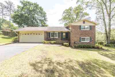 Warner Robins Single Family Home For Sale: 202 Lumpkin Drive
