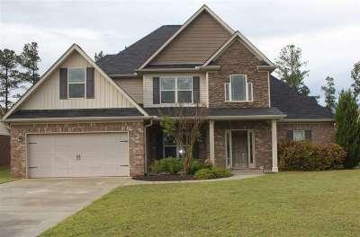Macon Single Family Home For Sale: 287 Golden Ocala Boulevard