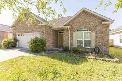 Warner Robins Single Family Home For Sale: 202 Station Way