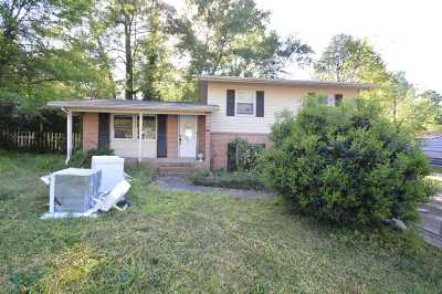 Warner Robins Single Family Home Verbal Agreement: 301 Clairmont Drive