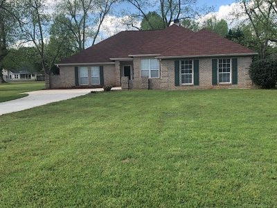 Warner Robins Single Family Home For Sale: 116 Esterine Drive