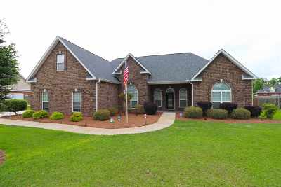 Warner Robins Single Family Home Contingent: 109 Cole Court