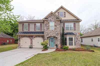 Single Family Home For Sale: 209 McEwen Court