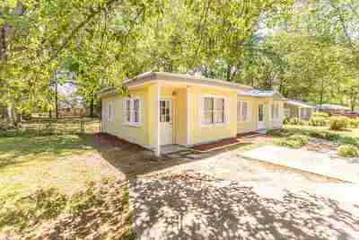 Perry Single Family Home For Sale: 610 Pine Ridge