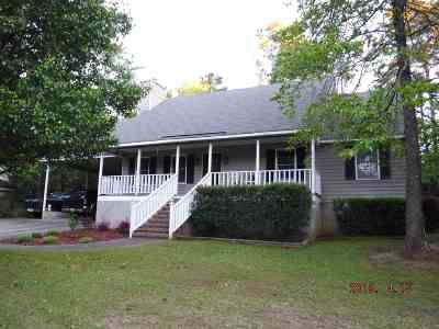 Macon Single Family Home For Sale: 1611 Royalwyn Drive