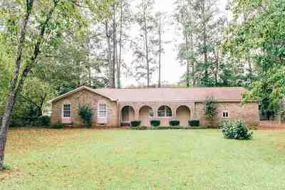 Bibb County, Crawford County, Houston County, Peach County Single Family Home For Sale: 5571 Janeru Circle