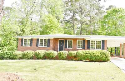 Macon Single Family Home For Sale: 955 Lockwood Place