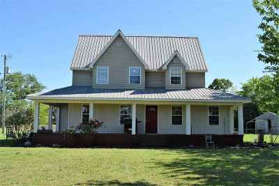 Fort Valley Single Family Home For Sale: 1828 Tribble Rd