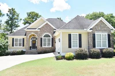 Macon Single Family Home For Sale: 2033 Maggie Drive