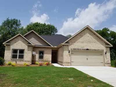 Warner Robins Single Family Home For Sale: 126 Concord Ridge