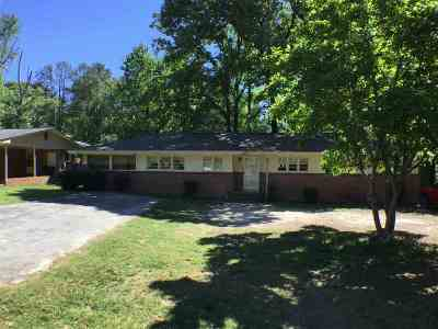 Warner Robins Single Family Home For Sale: 216 Briarcliff Road