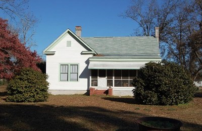 Single Family Home For Sale: 205 White Road