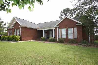 Warner Robins Single Family Home For Sale: 101 Sedgebrooke Dr