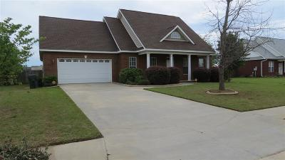 Warner Robins Single Family Home For Sale: 503 Loudon Hill Drive