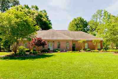 Warner Robins Single Family Home For Sale: 214 Fairways Drive