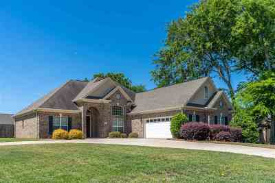 Centerville Single Family Home For Sale: 801 Arbor Lane