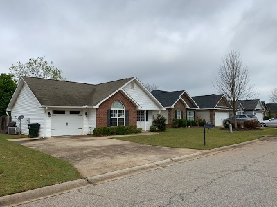 Byron Single Family Home For Sale: 214 Summerstone Bend