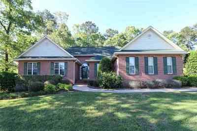 Perry Single Family Home For Sale: 104 Winners Circle