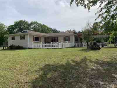 Crawford County Single Family Home For Sale: 424 Hortman Mill Road