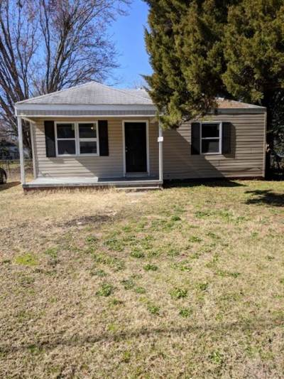 Warner Robins GA Single Family Home For Sale: $35,000