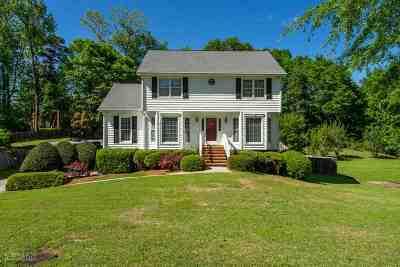 Macon Single Family Home For Sale: 106 Brandon Way