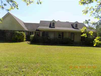 Byron Single Family Home For Sale: 4098 Housers Mill Road
