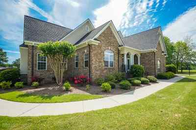 Macon Single Family Home For Sale: 109 Liberty Ridge Drive