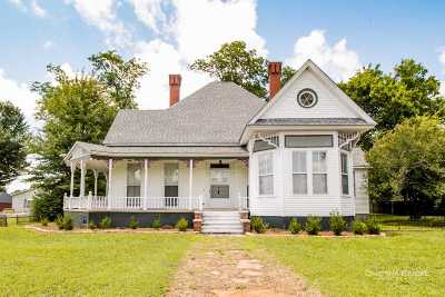 Bibb County Single Family Home For Sale: 6807 Houston Road