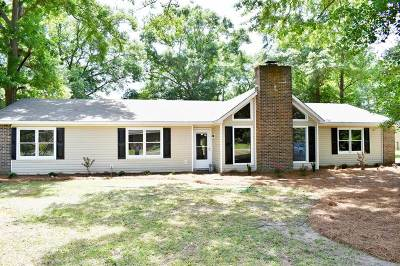 Macon Single Family Home For Sale: 5536 Robie Drive