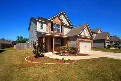Byron Single Family Home For Sale: 116 Chickasaw Court