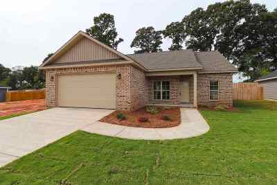 Single Family Home For Sale: 123 Hawks Ridge Trace