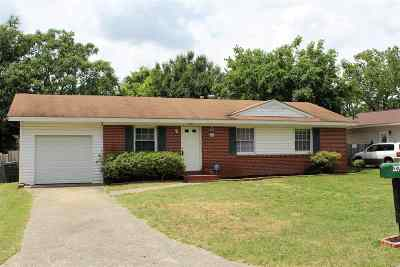 Warner Robins Single Family Home For Sale: 207 Harris Street