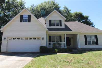Byron Single Family Home For Sale: 117 Gleneagle Drive