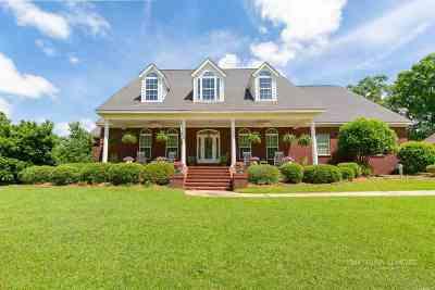 Kathleen GA Single Family Home For Sale: $537,700