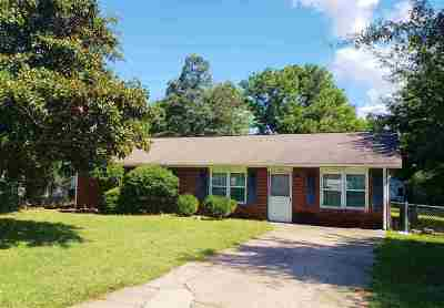 Warner Robins Single Family Home Contingent: 304 Tyree Drive
