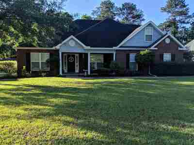 Perry Single Family Home For Sale: 307 Yorktown Drive