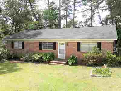 Single Family Home For Sale: 605 S Pleasant Hill Rd Road