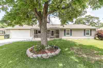 Warner Robins Single Family Home For Sale: 111 Foxfire Drive