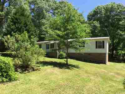 Fort Valley Single Family Home For Sale: 1868 Hendricks Drive