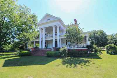 Peach County Single Family Home For Sale: 85 Lakeview Rd