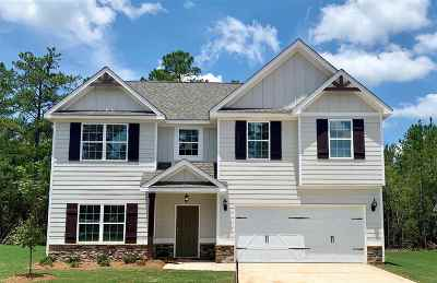 Single Family Home For Sale: 107 Wax Myrtle Way