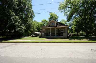 Fort Valley Single Family Home For Sale: 206 Troutman Avenue