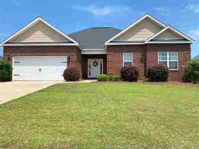 Kathleen Single Family Home For Sale: 416 Hunts Landing Drive