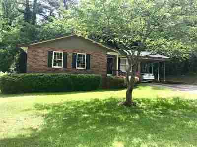 Macon Single Family Home For Sale: 4373 Azalea Drive